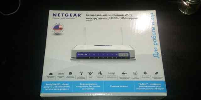 Роутер netgear JNR3210 в хорошем состоянии (торг)