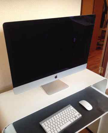Apple iMac 27 FusionDrive. Top