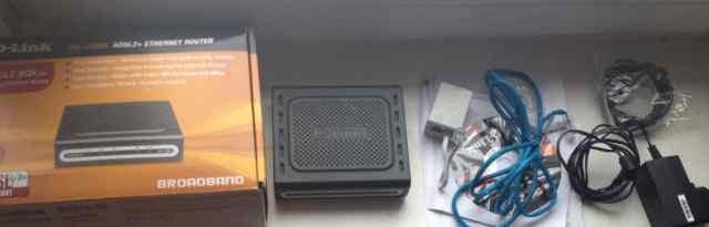 D-link DSL 2500