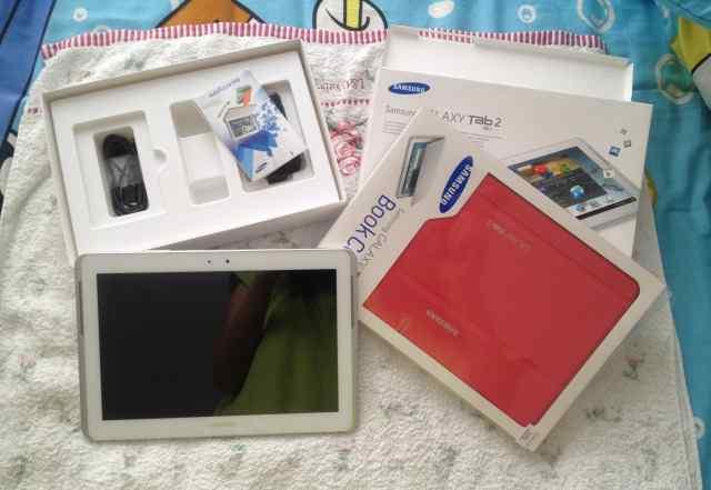 Samsung Galaxy Tab 2 10.1 3G 16Gb White