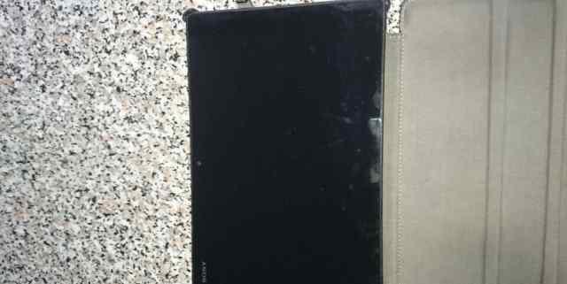 Нерабочий Sony xperia tablet z SGP321LTE