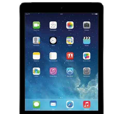 Обменяю Планшет Apple iPad Air 16Gb Wi-Fi + 4g