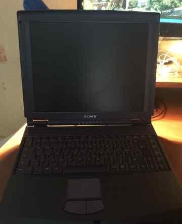 Ноутбук Sony vaio pcg-955c
