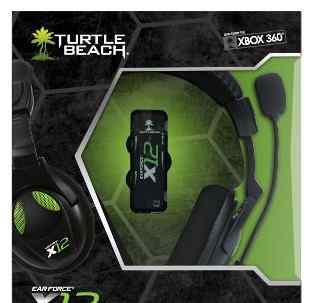 новую гарнитуру Turtle Beach X12