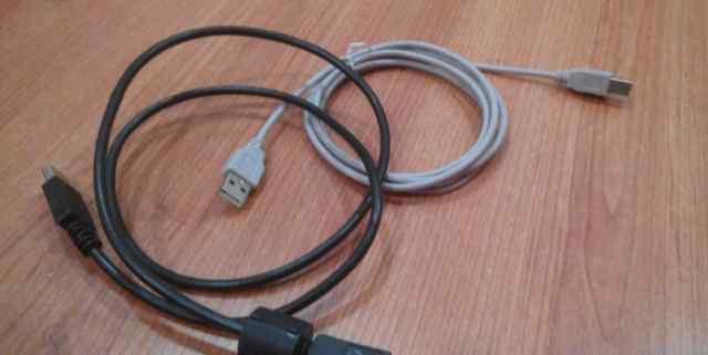 Кабель USB ambm для принтера