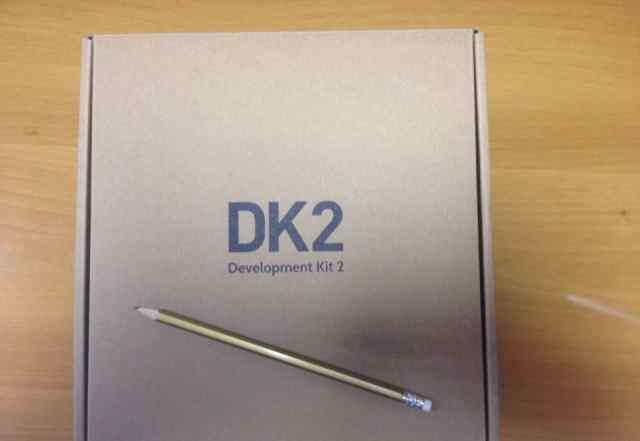 Oculus Rift DK2. Новый