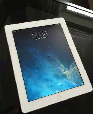 Apple iPad 2 16GB белый