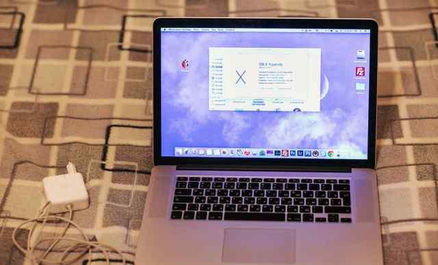 Apple MacBook Pro 15 Retina ME665