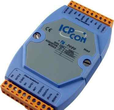 Модуль дискретного ввода/вывода ICP CON HMF i-7080