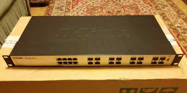 D-link DGS-3100-24TG