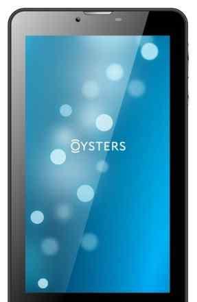 Планшет Oysters T72X 3G не включается