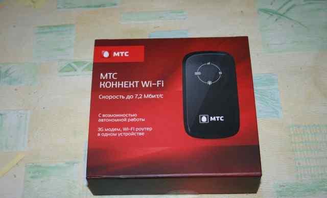МТС коннект Wi-fi MF30