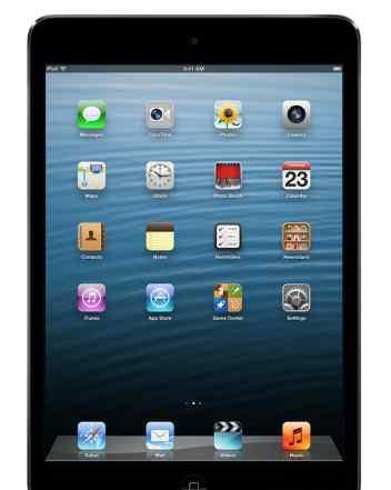 iPad mini 64GB Black