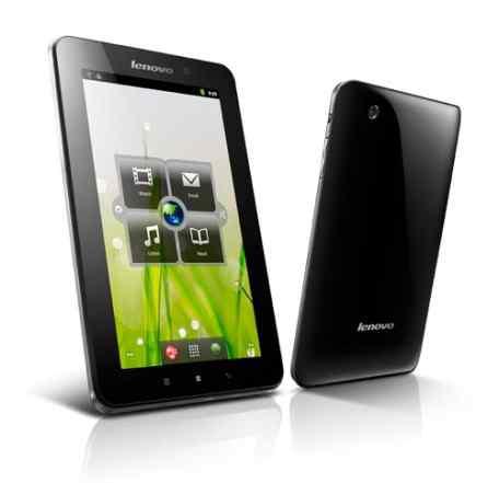 Планшет Lenovo ideaPad A1 (A1-07) черный