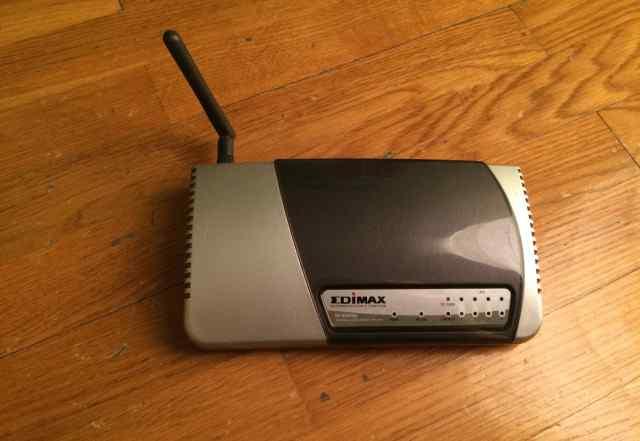 Роутер Edimax 6204Wg