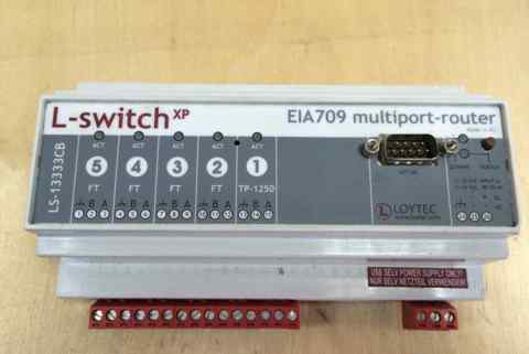 Маршрутизатор Loytec L-switch ls-13333cb