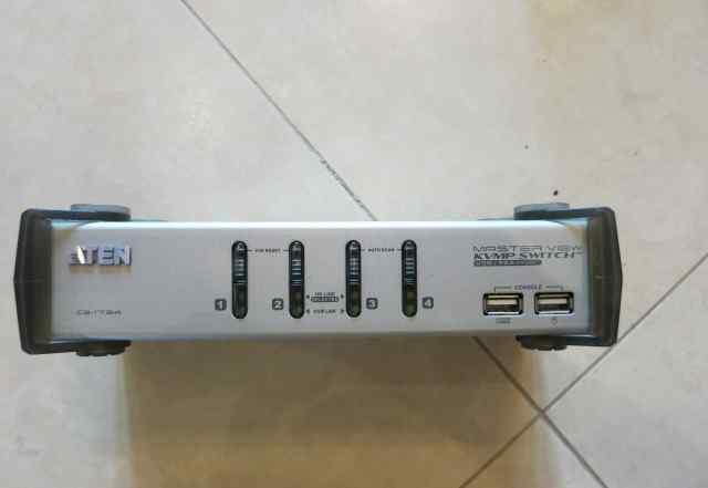 Kvmp Switch aten CS1734