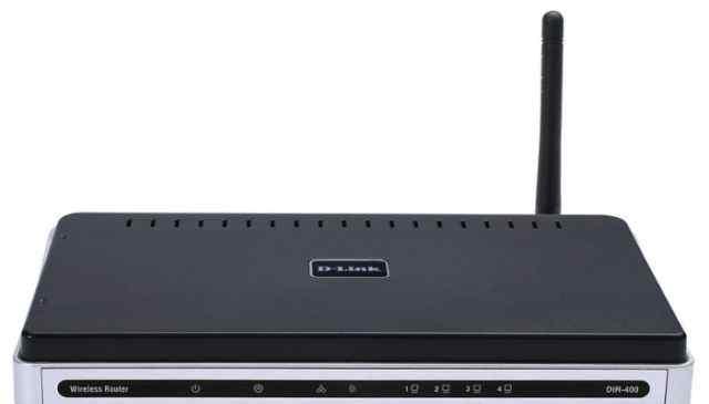 Роутер D-Link DIR-400