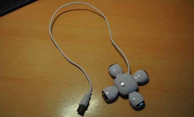 Разветвитель USB buro