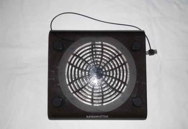 Активный охладитель-подставка для ноутбука