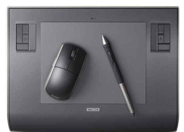 Графический планшет Wacom Intuos3 A5 PTZ-630G