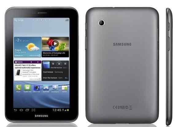 Samsung Galaxy Tab 2 7.0 P3100, wi-fi