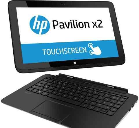 HP Pavilion 11-h010nr x2