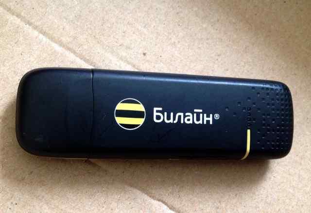 3G модем ZTE MF100 Билайн