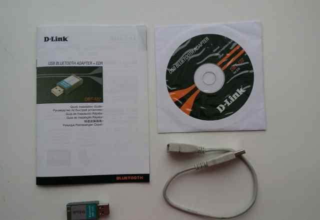 Bluetooth-устройство D-link DBT-122 новый
