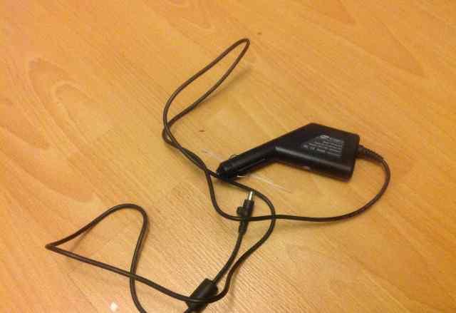 Автомобильная зарядка ноутбук Samsung YD190-474