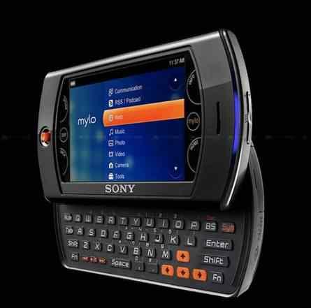 Sony mylo 2 black