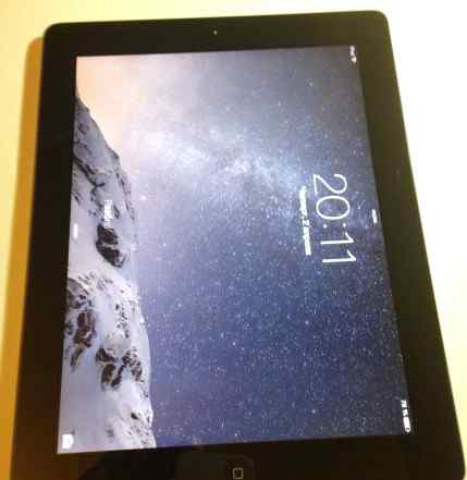 Apple iPad 2 рст 64Gb Wi-Fi (Black) MC916RS/А