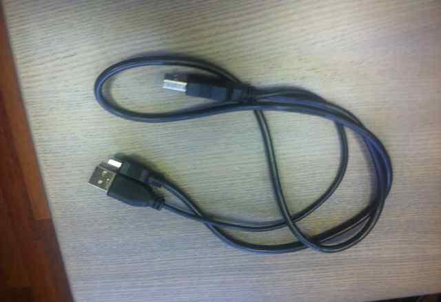 Провод USB двойной