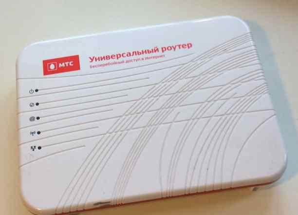 Wi-Fi универсальный роутер 2 от МТС