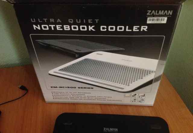 Охлаждающая подставка Zalman ZM-NC 1500