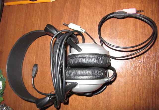 Комплект наушники/микрофон