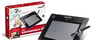Genius G-Pen M609X Графический планшет