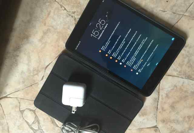 iPad mini 2 Retina 16Gb wifi + 4G + Smart Case