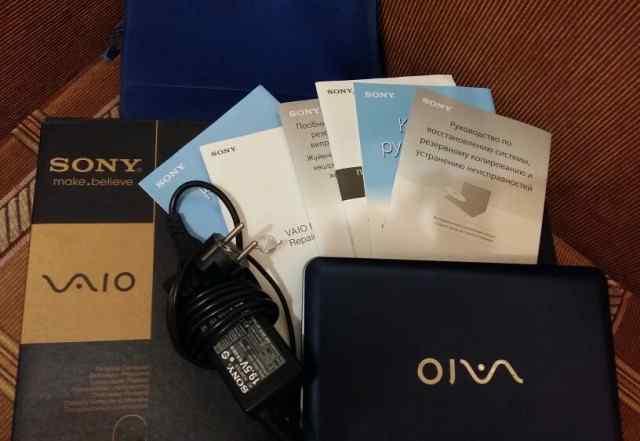 Нетбук Sony Vaio psg-21311v