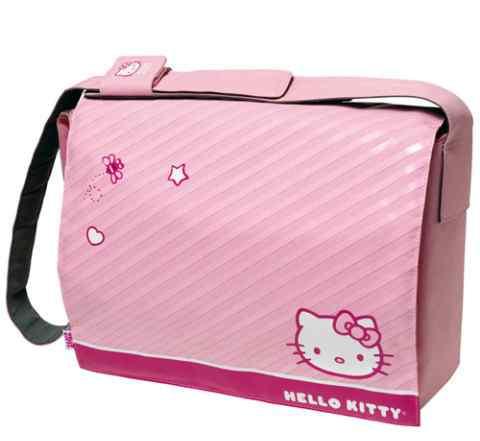 Сумка для ноутбука до 13.3 дюймов, hello kitty