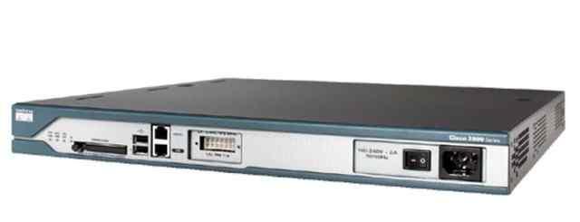 Роутер Cisco 2811