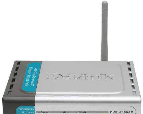 D-Link DWL-2100AP Точка доступа Wi-Fi