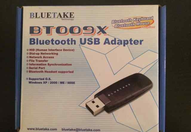 Bluetooth USB Adaptor Bluetake