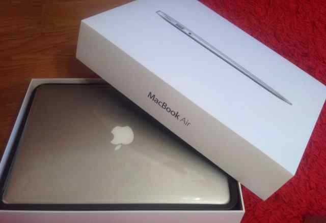 новый Apple MacBook Air 13