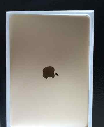 Продаю новый MacBook (золотого цвета) 256 GB