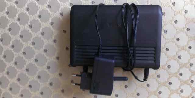 Wi-fi роутер asus WL-520GC