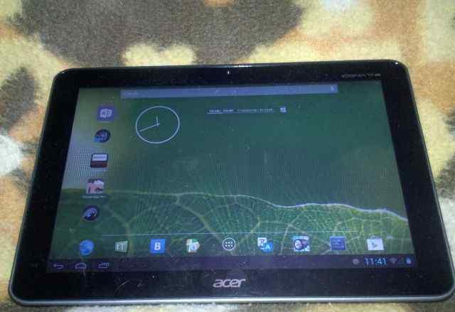 Acer Iconia Tab A200 32Gb Titanium Gray