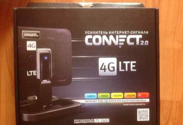 Усилитель Интернет сигнала Connect 2.0 4G LTE