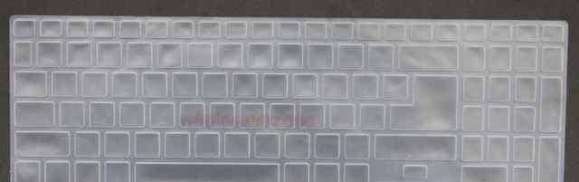 Силиконовая накладка на клавиатуру, ноутбук Acer