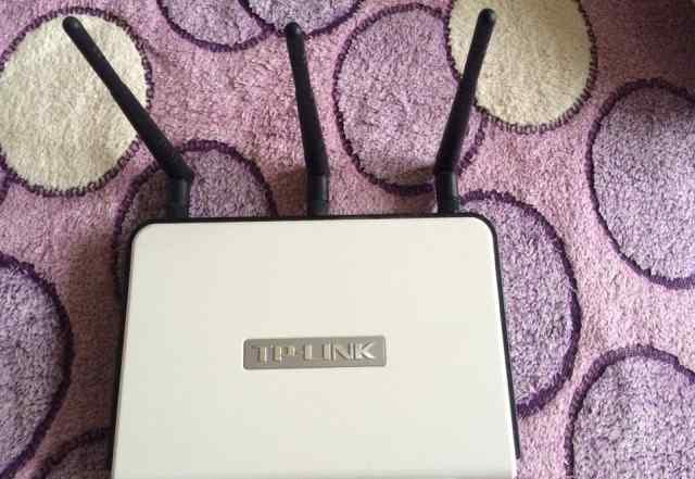 Роутер TP-link TL-WR1043ND